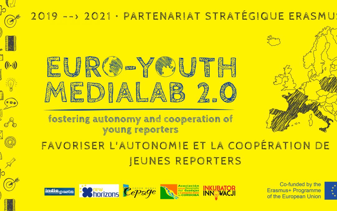 Notre partenariat stratégique Erasmus +